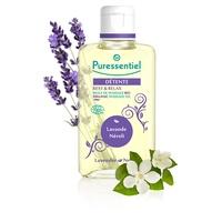 Aceite de masaje ecológico relax de lavanda y neroli