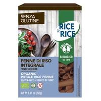 Penne di riso integrale