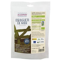 Organiczne algi morskie Spagueti