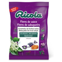 Ricola Elderflower Candy