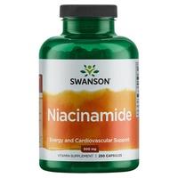 Niacinamide, 500 mg
