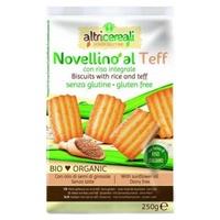 Biscotti de Arroz y Teff Bio
