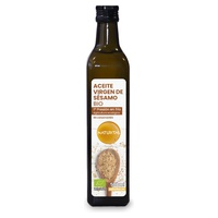 First cold pressed sesame oil Bio