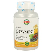 Super Enzymes Acción Prolongada
