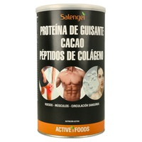 Pea Protein with Collagen and Cocoa