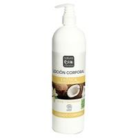 Organic Vanilla and Coconut Exotic Body Lotion