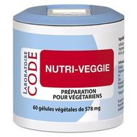 Nutri - Veggie-Pillbox