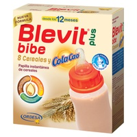 Blevit Plus Bibe 8 Cereals and Colacao