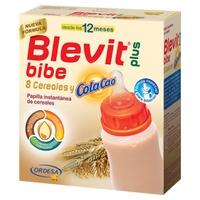 Blevit Plus Bibe 8 Cereales y Colacao