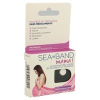 Black Sea Band Mama bracelet, pregnancy