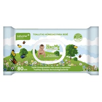 Biodegradable baby wipes BabyZero