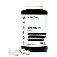 Zinc puro 40 mg