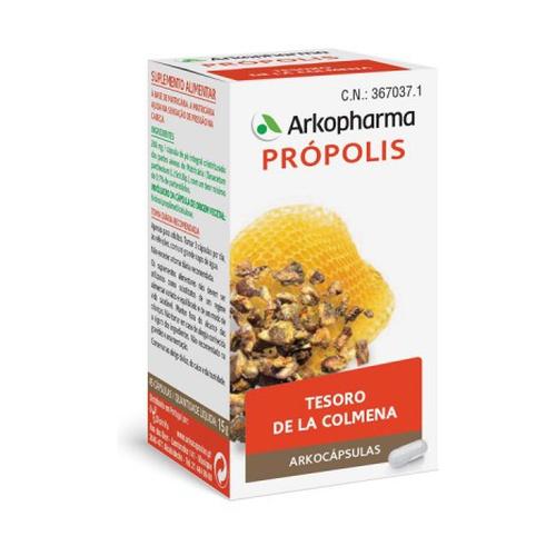 Arkocápsulas Própolis