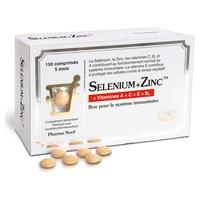 Selenium + Zinc