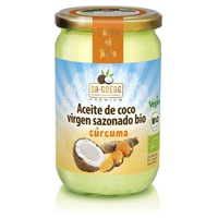 Aceite de Coco Cúrcuma Bio