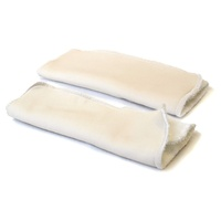 2 microfiber absorbents for washable diapers - Size S