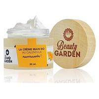 Organic hand cream with calendula