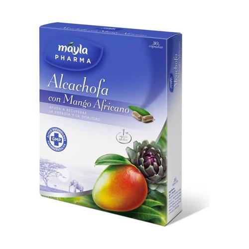 Alcachofa con Mango Africano