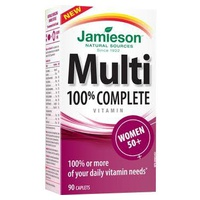 Multi 100% Complete Women 50+