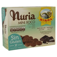 Galletas Mini Xoco Sin Gluten