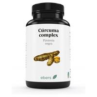 Cúrcuma Bote de 60 capsulas de 500 mg de Ebers