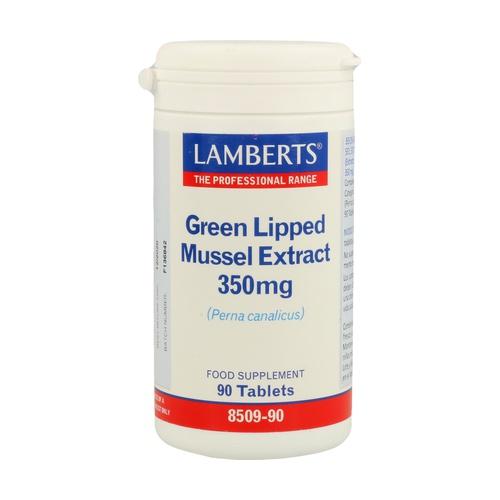 Extracto de mejillón de labio verde