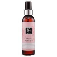 Rose Pepper Aceite corporal reafirmante y remodelante con Rosa