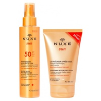Fluxing Spray Face and Body SPF 50 + Refreshing Milk After Sun 100ml FREE