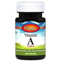 Vitamin A, 10 000 IU