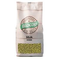 Soja vert biologique