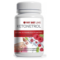 Ketonetrol 60 cápsulas de Waydiet Natural Products