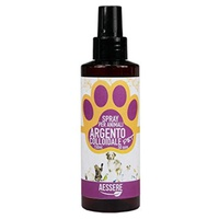 Argento Colloidale Pet Spray 50 Ppm