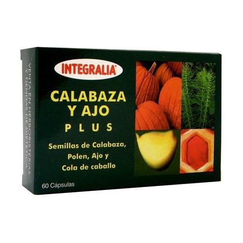 Calabaza y Ajo Plus