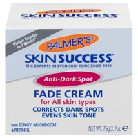 Palmers s/s fade cream regular