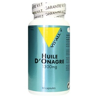 Huile d'Onagre 1000 mg