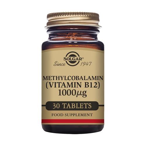 Solgar Vitamina B12 metilcobalamina
