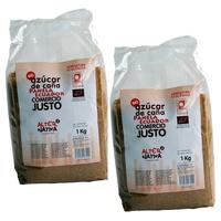 Pack 2x Azúcar de caña Panela Ecuador Bio