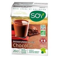 Bebida de Soja con Chocolate Bio