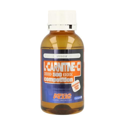 L Carnitine C 500 Competition (Con Cafeina)