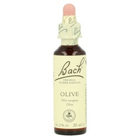Flores de Bach 23 Olive (Olivo)