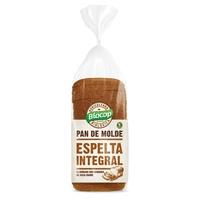 Pan de molde de espelta integral 400g