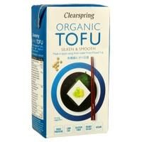 Tofu sedoso japonés