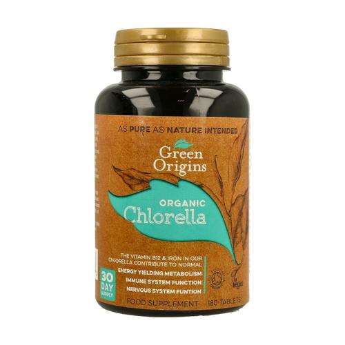 Chlorella Superfood Orgánic