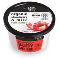 Mousse corporal Yogur de Fresa