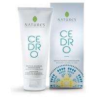 Cedar Man Shower energizing shampoo