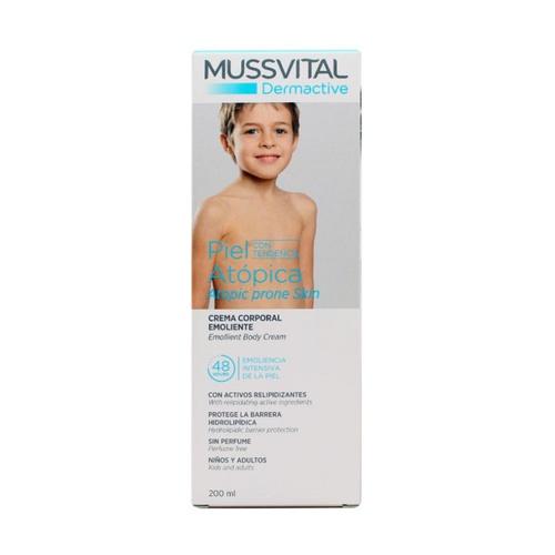 Dermactive Crema corporal piel atópica