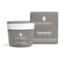 Crema de afeitar hematita