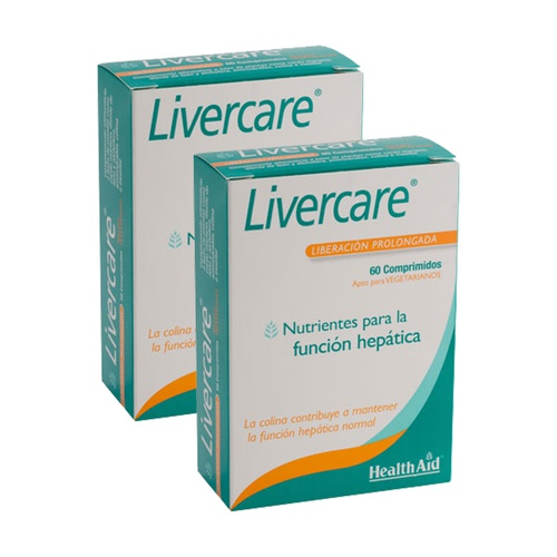 Pack 2x Livercare