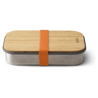 Stainless Steel Sandwich Box Orange