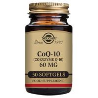 Coenzima CoQ10 en aceite